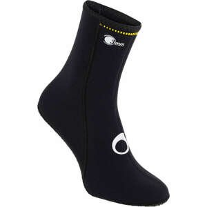 SUBEA Potápačské Ponožky 100 3 mm