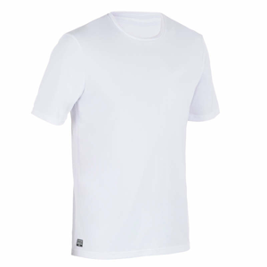 OLAIAN Pánske Tričko Anti-uv Biele