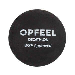 OPFEEL Loptička Sb990 Dvojbodová žltá