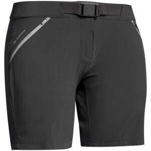 QUECHUA Dámske šortky Mh500 čierne