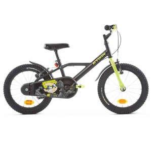 BTWIN Detský Bicykel 500 Dark Hero