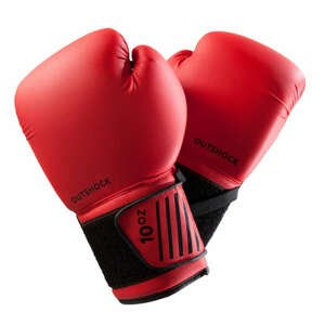 OUTSHOCK Boxerské Rukavice 100 červené