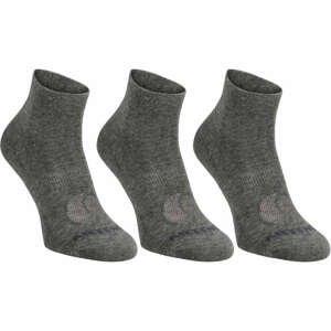 ARTENGO Ponožky Rs 160 Stredné 3 Páry