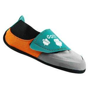 SIMOND Detské Lezečky Rock Oranžové