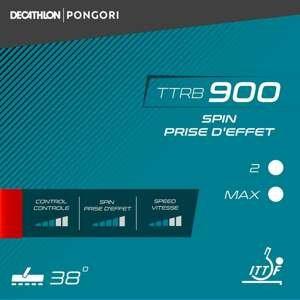 PONGORI Poťah Ttrb 900 Spin