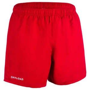 OFFLOAD šortky Club R100 červené