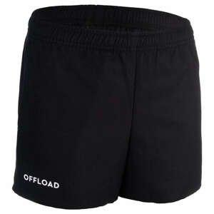 OFFLOAD šortky Club R100 Junior čierne