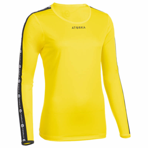 ATORKA Dámske Tričko H100c žlté