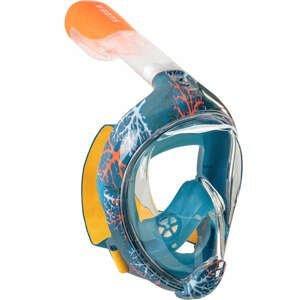 SUBEA Detská Maska Easybreath Modrá