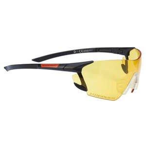 SOLOGNAC Okuliare Clay 100 žlté Sklo