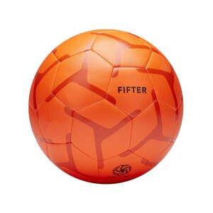FIFTER Lopta Foot5 100 V5 Oranžová