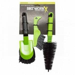 Bike Workx Brush Set