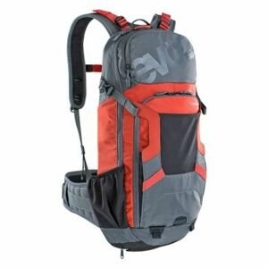 Evoc FR Enduro 16l Carbon Grey/Chili Red M/L (44-50cm)