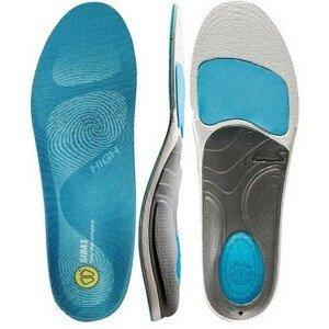 Sidas 3Feet Comfort High - vysoká klenba chodidla Veľkosť vložky do topánok: M