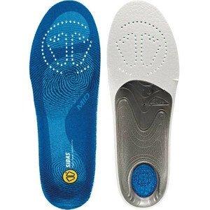 Sidas 3Feet Comfort Mid - stredná klenba chodidla Veľkosť vložky do topánok: M