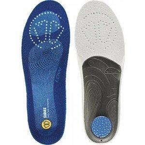 Sidas 3Feet Comfort Low - nízka klenba chodidla Veľkosť vložky do topánok: XXL