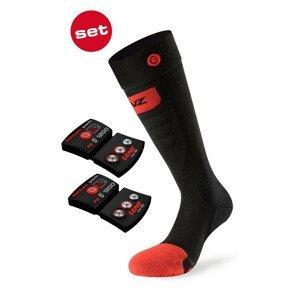 Lenz Heat Socks 5.0 Toe Cap Veľkosť ponožiek: 35-38