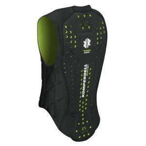 Komperdell Ballistic Vest Junior - zelená Veľkosť chrániče: 152
