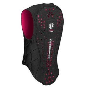 Komperdell Ballistic Vest Junior - ružová Veľkosť chrániče: 116