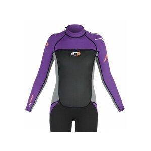 OSPREY neoprén W LONG-ORIGIN purple Veľkosť oblečenia: M