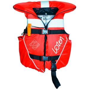 Lozen Piko 100N - červená Veľkosť záchranné vesty: T2
