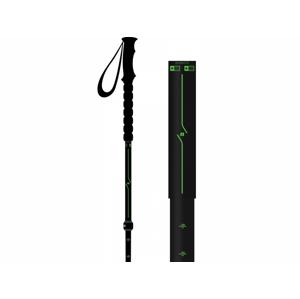 Armada Carbon Adjustable - čierna Dĺžka nastaviteľných paličiek: 090-135 cm