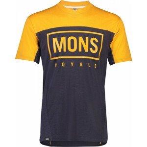 Mons Royale Redwood Enduro VT - gold / 9 iron :