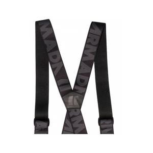 Armada Stage Suspenders čierna / sivá