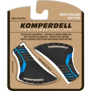 Komperdell topánočky na palice Nordic Walking - modrá