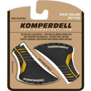 Komperdell topánočky na palice Nordic Walking - žltá