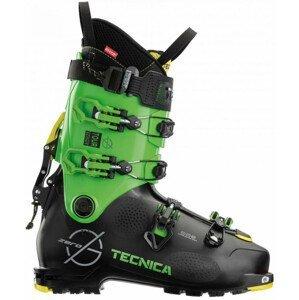 Tecnica Zero G Tour Scout - čierna / zelená 2020/2021 2021/2022