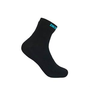 Nepremokavé ponožky DexShell Ultra Thin Farba Black, Veľkosť M