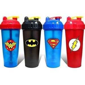 Perfect Shaker DC Comic Hero 800ml Supergirl