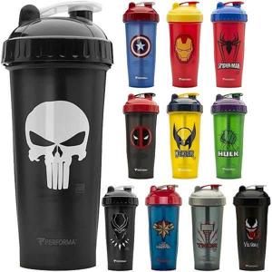 Perfect Shaker Marvel Hero 800ml Spider Man