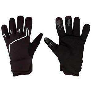 Touchscreen Tip sportovní rukavice černá Velikost oblečení: S-M