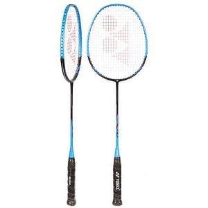 Nanoray 20 badmintonová raketa černá-modrá