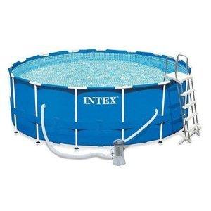Bazén Intex 28242 METAL FRAME POOL 457x122 cm SET
