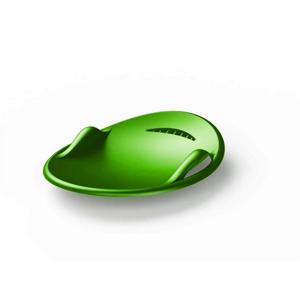 Sáňkovací talíř Plastkon Supernova 70 cm - Zelená