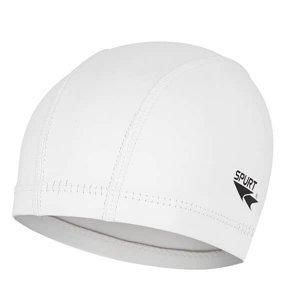 Plavecká čepice SPURT WE01, bílá