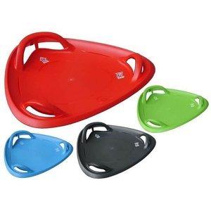 Sáňkovací talíř METEOR 60 cm - Červená
