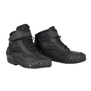 Moto topánky W-TEC Bolter Farba čierna, Veľkosť 46