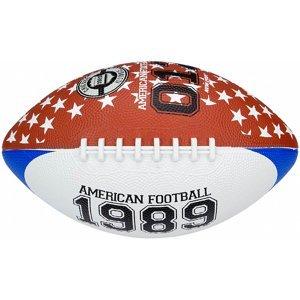 Chicago Large míč pro americký fotbal barva: černá-bílá;velikost míče: č. 5