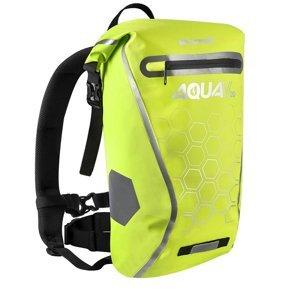 Vodotesný batoh Oxford Aqua V20 Backpack 20l Farba fluo žltá