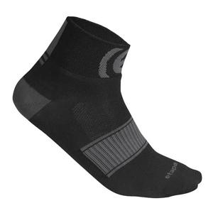 SOX sportovní ponožky barva: černá-šedá;velikost (obuv / ponožky): M/L