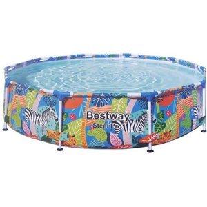 Bazén Bestway Steel Pro 3,05 x 0,66 m bez filtrace