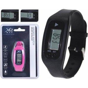 Sportovní multifunkční hodinky XQ MAX SportsWatch - Světle modrá