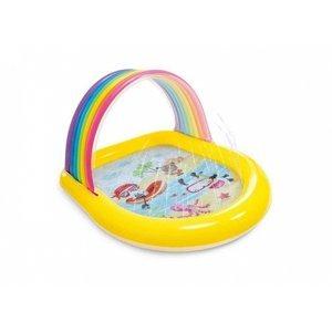 Dětský bazének se sprchou INTEX 57156 147x130x86 cm