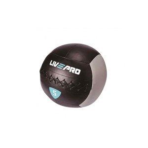Míč na cvičení LivePro Wall Ball - 5 kg