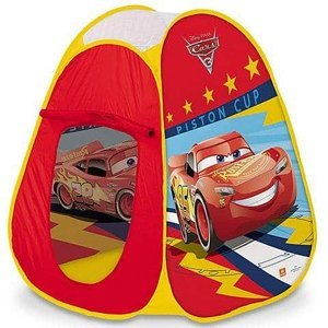 Dětský stan Pop up MONDO Cars 85x85x95 cm