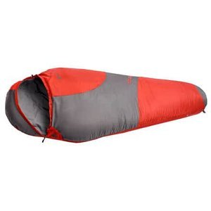 Trail spací pytel šedá-červená